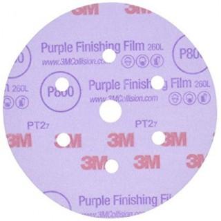 260L+ Purple Sliperondell Multihull 150 mm P800, P1500