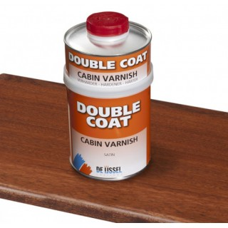 Double Coat Cabin Varnish sett 750 ml