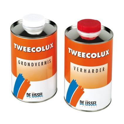 Tweecolux sett 2 liter