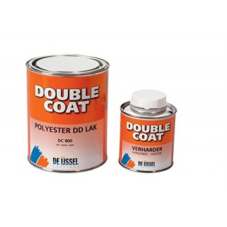 Double Coat sett halvblank