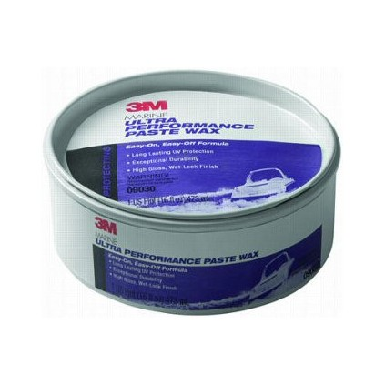 3M 09030 MARINE ULTRA PERFORMANCE PASTE WAX 250 gr
